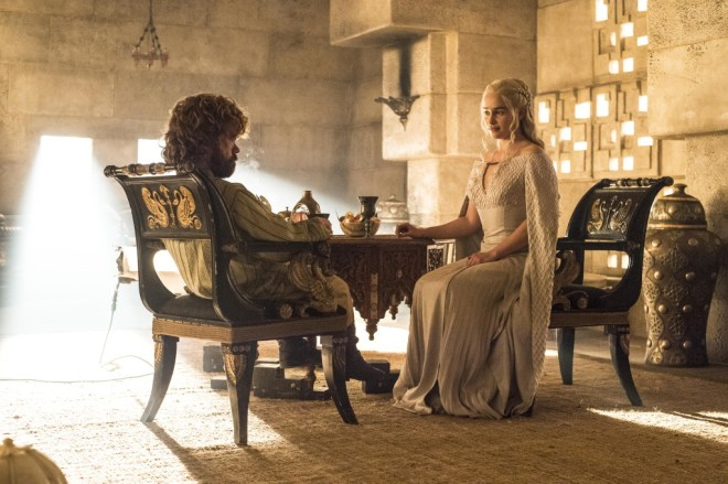 Tyrion:Dany